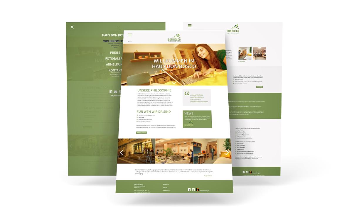 4_Don Bosco Webdesign Melanie Pichler