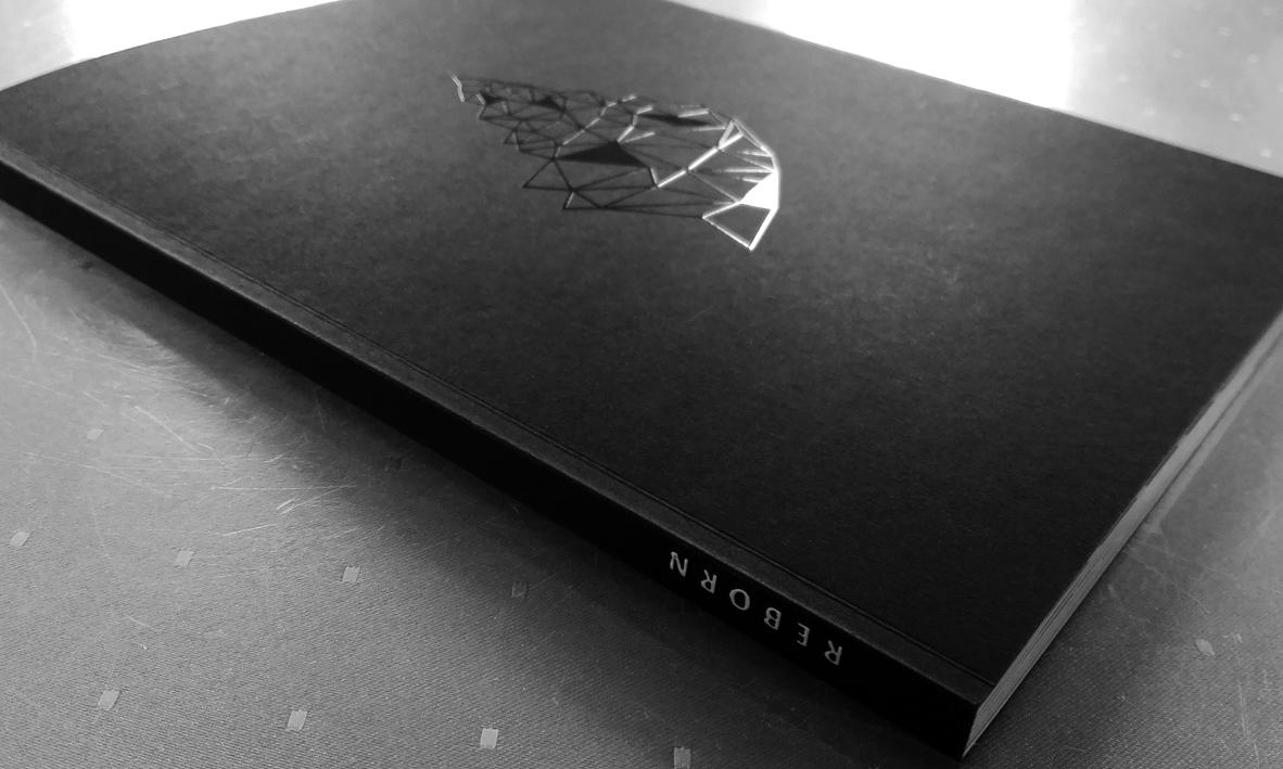 Katalogcover REBORN Melanie Pichler