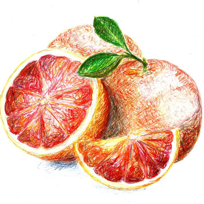 VORSCHAUBILD Orange Melanie Pichler